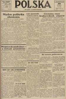 Polska. 1929, nr284