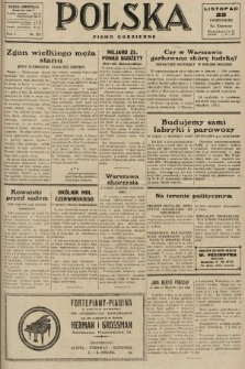 Polska. 1929, nr285