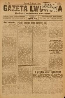 Gazeta Lwowska. 1923, nr171
