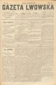 Gazeta Lwowska. 1914, nr192