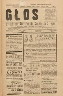Głos Drohobycko-Borysławsko-Samborsko-Stryjski : bezpłatny tygodnik informacyjny. 1929, nr31
