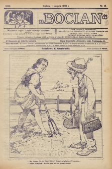 Bocian. 1920, nr15