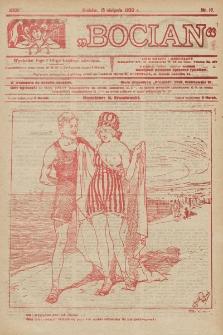 Bocian. 1920, nr16