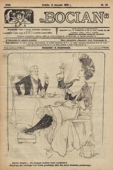 Bocian. 1920, nr22