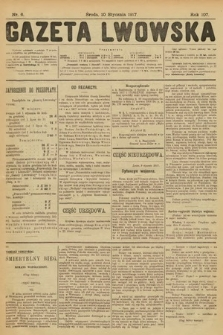 Gazeta Lwowska. 1917, nr6