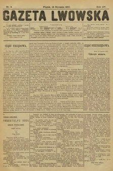 Gazeta Lwowska. 1917, nr8
