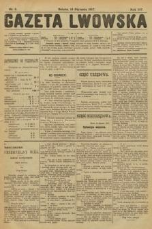 Gazeta Lwowska. 1917, nr9