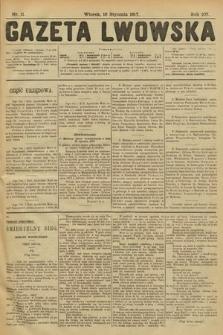 Gazeta Lwowska. 1917, nr11