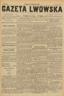 Gazeta Lwowska. 1917, nr14