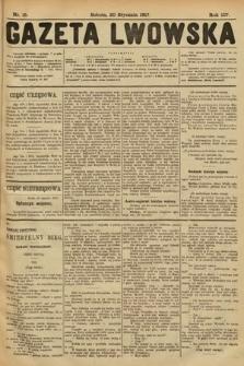 Gazeta Lwowska. 1917, nr15
