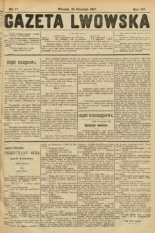 Gazeta Lwowska. 1917, nr17