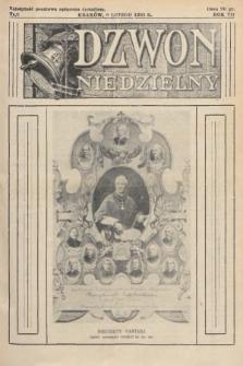 Dzwon Niedzielny. 1931, nr6