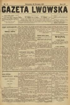 Gazeta Lwowska. 1917, nr19