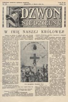Dzwon Niedzielny. 1931, nr18