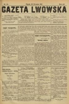 Gazeta Lwowska. 1917, nr20