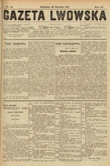Gazeta Lwowska. 1917, nr22