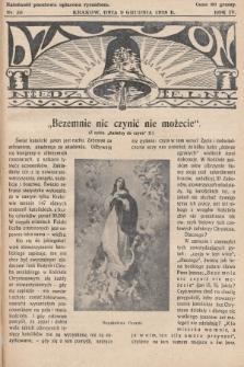 Dzwon Niedzielny. 1928, nr50