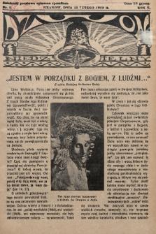 Dzwon Niedzielny. 1929, nr8
