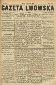 Gazeta Lwowska. 1917, nr29