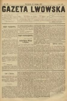 Gazeta Lwowska. 1917, nr36