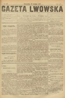 Gazeta Lwowska. 1917, nr42
