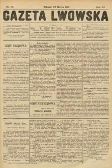 Gazeta Lwowska. 1917, nr70
