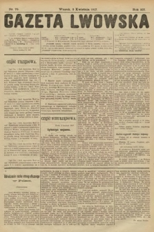 Gazeta Lwowska. 1917, nr76