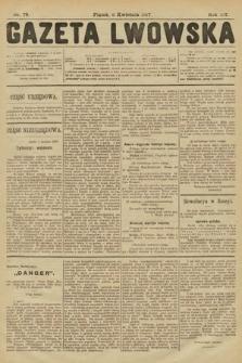 Gazeta Lwowska. 1917, nr79