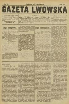 Gazeta Lwowska. 1917, nr81