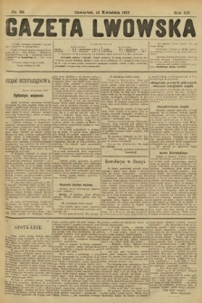 Gazeta Lwowska. 1917, nr83