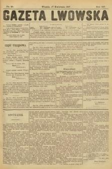 Gazeta Lwowska. 1917, nr87