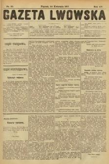 Gazeta Lwowska. 1917, nr90