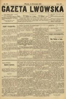 Gazeta Lwowska. 1917, nr93