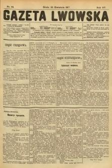 Gazeta Lwowska. 1917, nr94