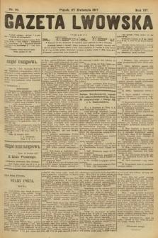 Gazeta Lwowska. 1917, nr96