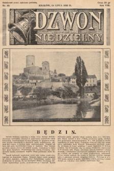 Dzwon Niedzielny. 1932, nr30