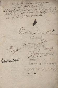 Francuska tabulatura lutniowa z pierwszej ćwieci XVII wieku