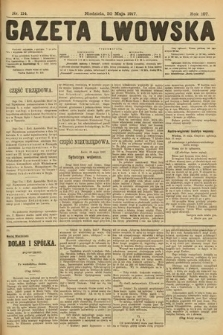 Gazeta Lwowska. 1917, nr114