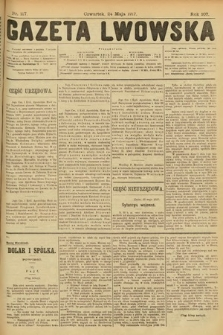 Gazeta Lwowska. 1917, nr117