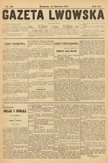 Gazeta Lwowska. 1917, nr142