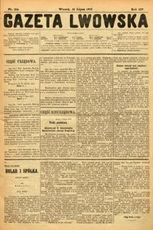 Gazeta Lwowska. 1917, nr154