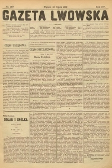 Gazeta Lwowska. 1917, nr157