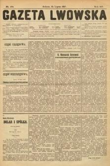 Gazeta Lwowska. 1917, nr164