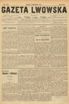 Gazeta Lwowska. 1917, nr173