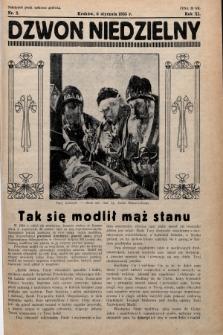 Dzwon Niedzielny. 1935, nr2