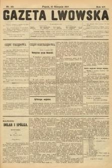 Gazeta Lwowska. 1917, nr181