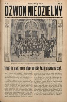 Dzwon Niedzielny. 1935, nr21