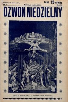 Dzwon Niedzielny. 1935, nr52