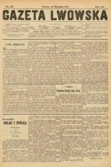 Gazeta Lwowska. 1917, nr187