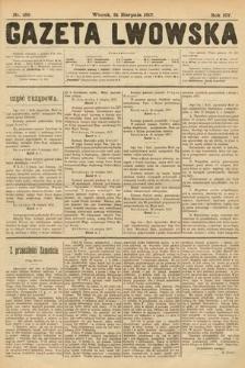 Gazeta Lwowska. 1917, nr189
